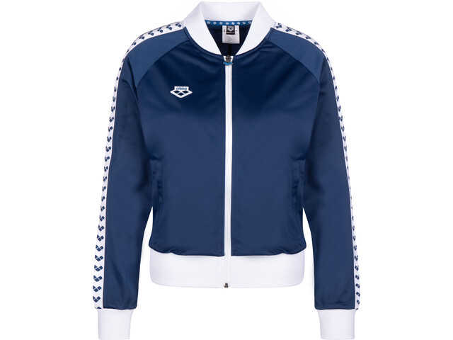 arena Relax IV Team Giacca Donna, navy/white/navy